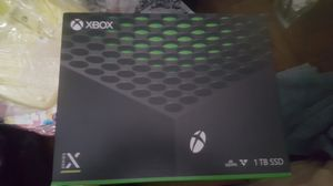 Xbox series x for Sale in CRYSTAL CITY, CA