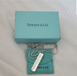Tiffany & Co sterling silver necklace for Sale in San Diego, CA
