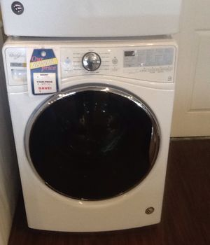 New open box whirlpool washer WFW92HEFW for Sale in Hawthorne, CA