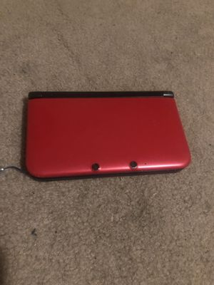 Red Nintendo 3Ds XL for Sale in Olympia, WA