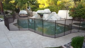 Safety Pool Fence Swim Season is Here. for Sale in Las Vegas, NV