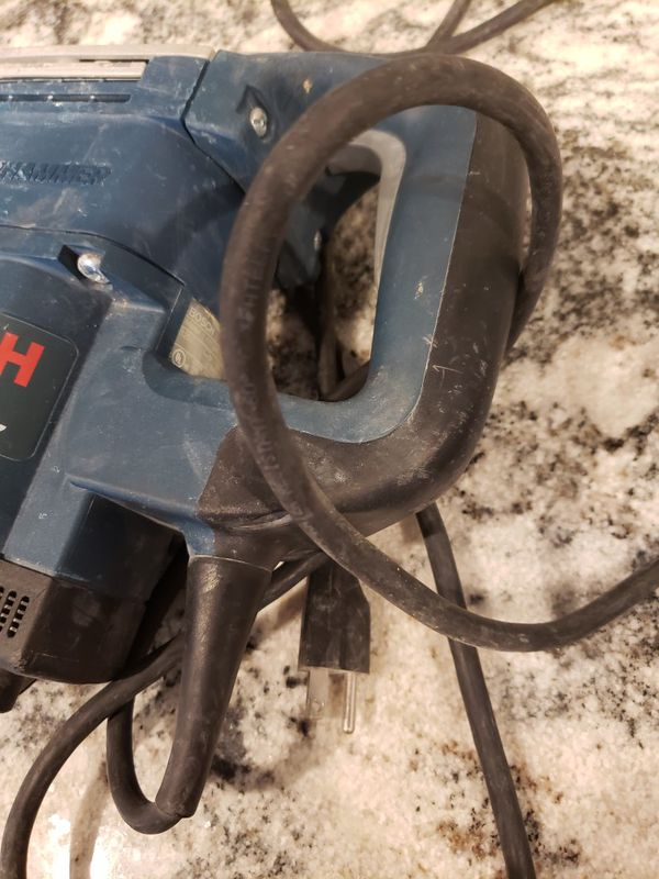 Bosch 11247 Rotary Chipping Hammer Drill For Sale In