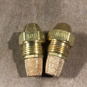 Delavan 1.25 , 80 Degree Type A and Type B Boiler Nozzle for Sale in Locust Valley, NY