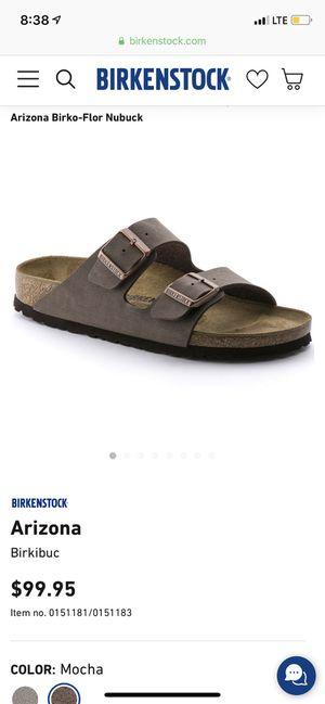 Brand new Birkenstock's for Sale in Peyton, CO