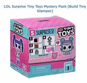 20 LOL SURPRISE TINY TOYS **SAVE $$ Quick Shipping a**5 Star Seller for Sale in Carol Stream, IL