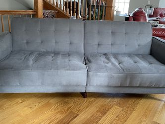 Grey Sofa Bed for Sale in Chicago,  IL