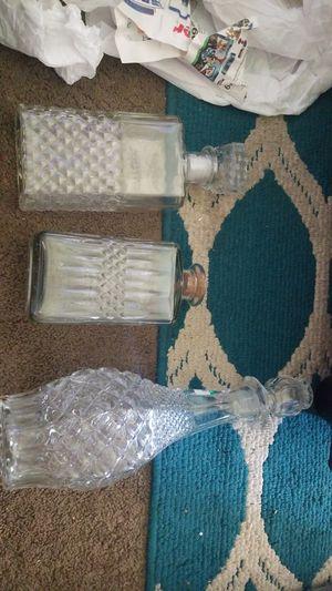 Antique glass bottles for Sale in Auburn, WA
