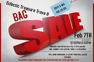 Eclectic Treasure Trove & Bag Sale for Sale in Cleveland, OH