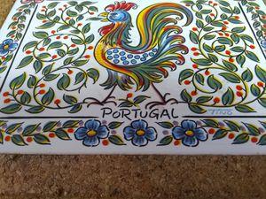 Portugal Mosaic Kitchen Ruster Coaster for Sale in Hesperia, CA