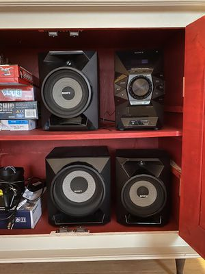 Sony Speakers with Sub for Sale in Findlay, OH