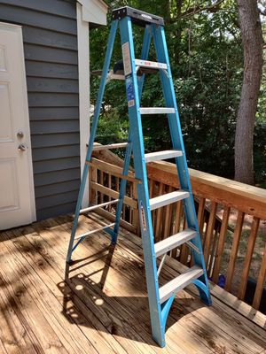 Werner 7ft ladder for Sale in Cary, NC