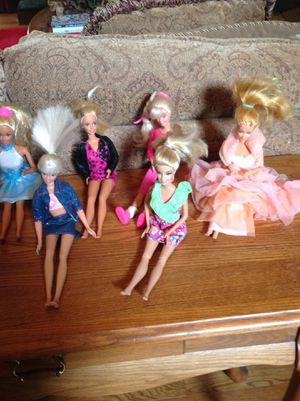 Barbie dolls for Sale in Jackson Township, NJ