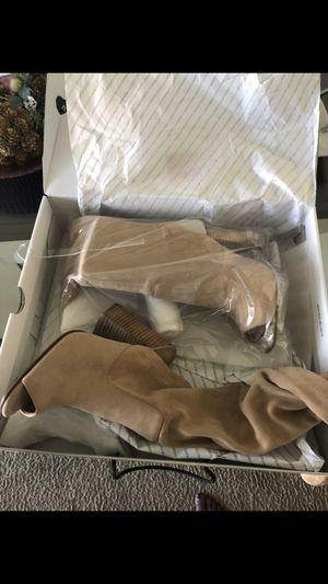 Aldo Boots Beige for Sale in Orlando, FL
