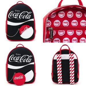 Coca-Cola Backpack With Chained Coin Purse for Sale in Queens, NY