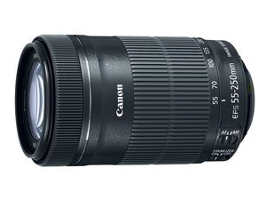 Canon EF-S 55-250mm F/4-5.6 IS STM Lens for Sale in Tacoma, WA