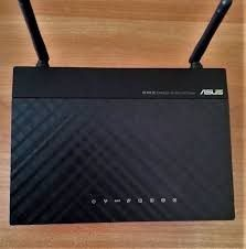 Asus RT-N12 D1 IEEE 802.11n Wireless Router - 2.40 GHz ISM Band - 2 x Antenna - 37.50 MB/s Wireless Speed - Fast Ethernet - for Sale in Phoenix, AZ
