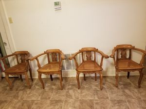 Four Vintage Chairs for Sale in Abilene, TX