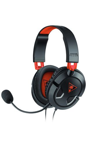 Turtle Beach Ear Force Recon 50 Gaming Headset for Nintendo Switch, PlayStation 4, Xbox One, & PC/Mac for Sale in Pacifica, CA