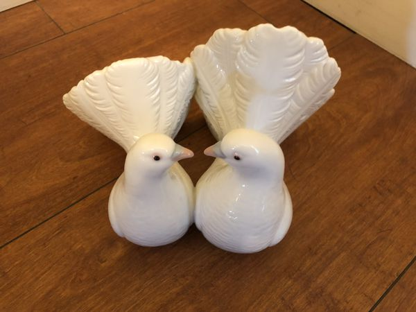 Lladro - Couple of Doves Figurine #1169