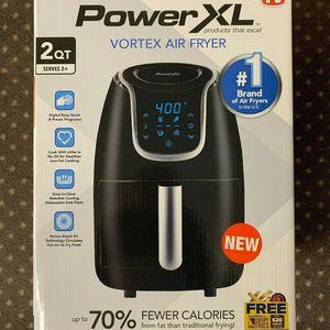 PowerXL Vortex Air Fryer- 2qt - Black for Sale in Chicago, IL