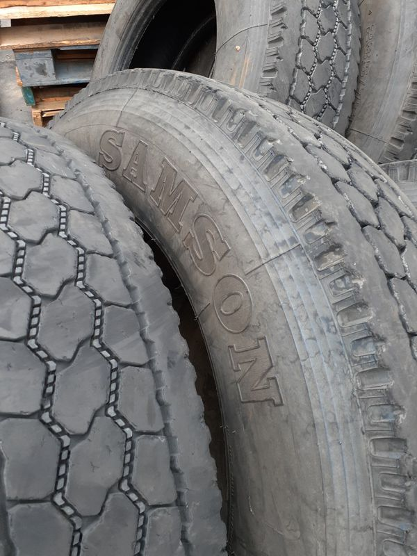 24.5 used tires