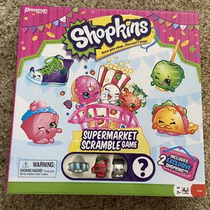 Shopkins Game for Sale in Claremont, CA