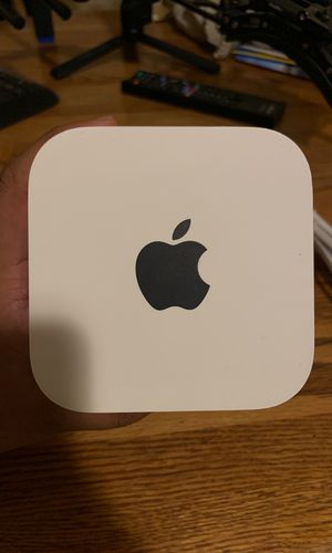 Apple AirPort Extreme Wireless Router WiFi 802.11ac A1521 for Sale in Los Angeles, CA