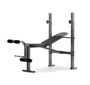 Weider 6.1 weight bench with leg developer for Sale in Foxcroft Square, PA