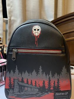 Friday The 13th Mini Backpack Loungefly for Sale in Fresno,  CA