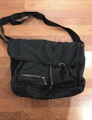 Black messenger bag for Sale in Mesa, AZ