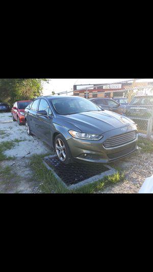 2013 Ford Fusion for Sale in Miami, FL