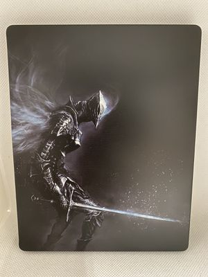 Dark souls custom Steelbook Case only PS3/PS4 New for Sale in Daly City, CA