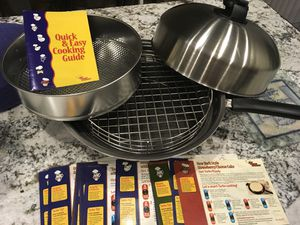 Cook Everything in one Cooking Pan for Sale in Scottsdale, AZ