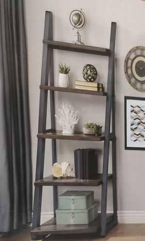 Wooden ladder shelf for Sale in Wells Branch, TX