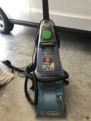 Steam vacuum 2 tank system Hoover for Sale in Orlando, FL