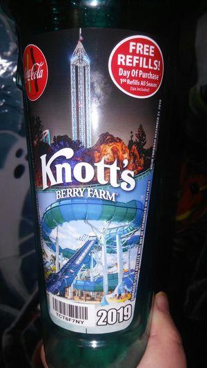 Knotts Berry Farm souvenir cup for Sale in Montebello, CA