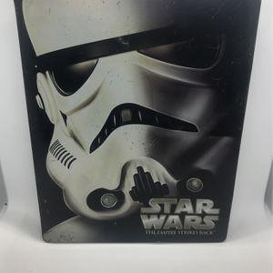Star Wars The Empire Strikes Back Steelbook Blu-ray for Sale in Corona, CA