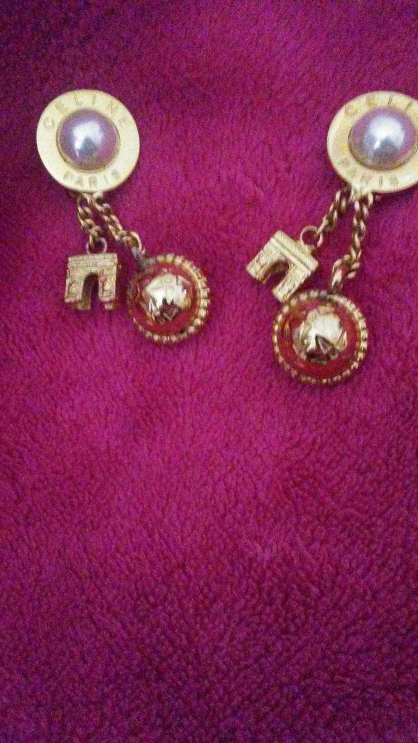 Celine Paris Earrings