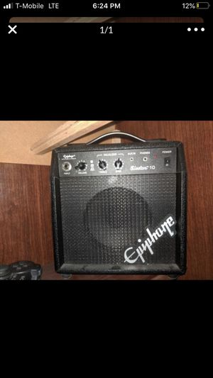 Guitar amp for Sale in Hanover, MD