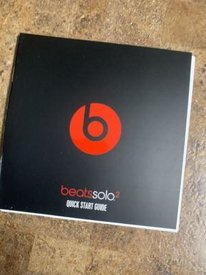 Beats solo 2 for Sale in Douglas, AZ