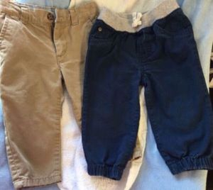 Baby boy pants (2pcs)👖 👶🏼 for Sale in Lake Forest, CA