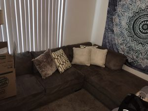 Two piece Sectional Couch for Sale in Los Angeles, CA