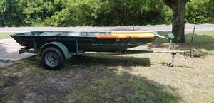 John boat for Sale in Fairview, TX
