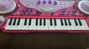 Dream Dazzlers Piano Keyboard Instrument for Sale in San Antonio, TX