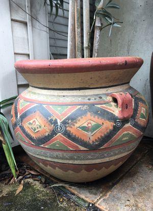 Tribal planter for Sale in Houston, TX