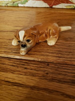 Vintage dog figurine for Sale in Tacoma, WA