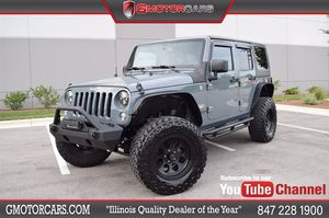 2015 Jeep Wrangler Unlimited for Sale in Arlington Heights, IL