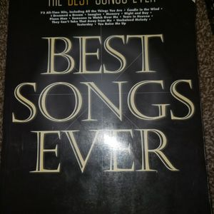 The Best Songs Ever, 8th Edition for Sale in Brainerd, MN