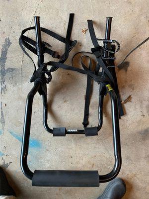 Graber two bike universal trunk mount bike rack for Sale in Virginia Beach, VA