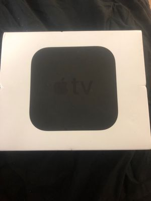Brand new Apple TV 4K for Sale in TWN N CNTRY, FL